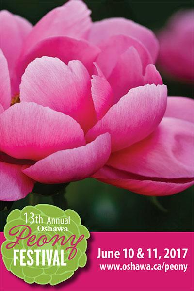 13th Annual Oshawa Peony Festival